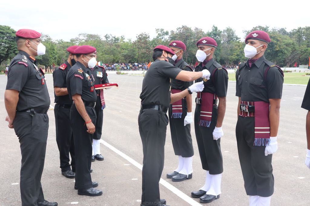 182 Young Paratroopers Passing Out Parade Held At Parachute Regiment Training Centre - 2