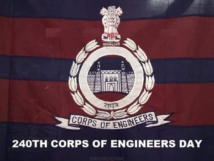 240th Raising Day Of Corps Of Engineers - 7