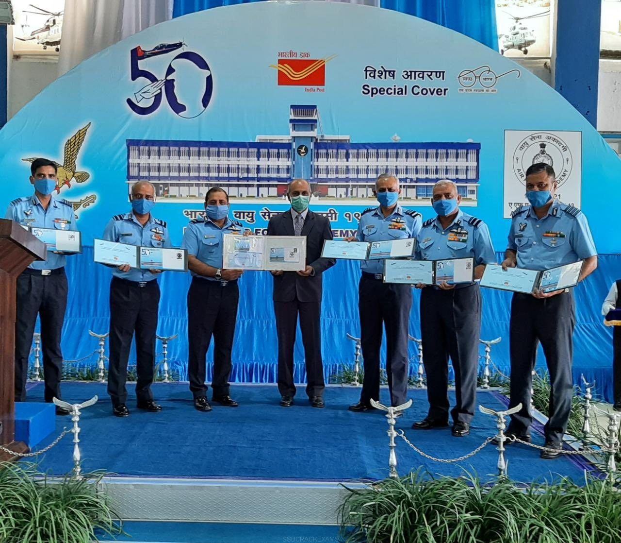 Air Force Academy Celebrates Golden Jubilee - 1