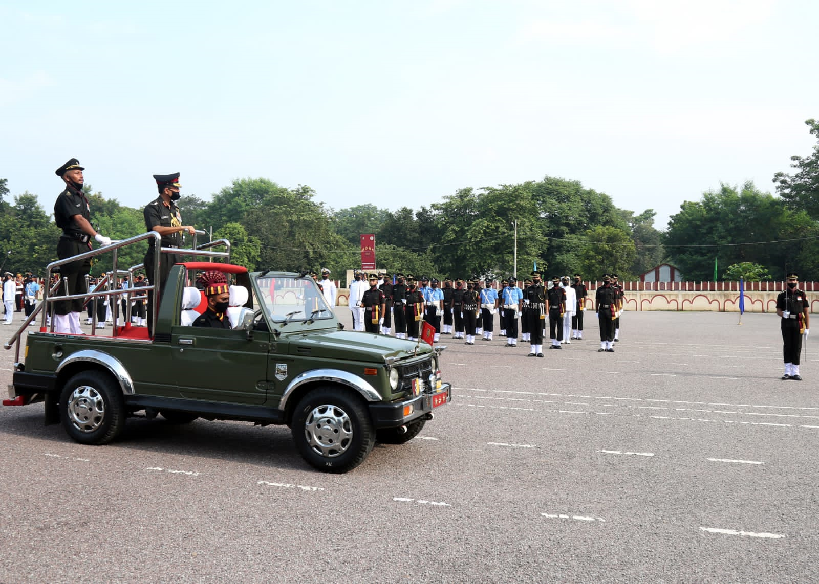 Armed Forces Medical Officers AFMS Passing Out Parade - 7