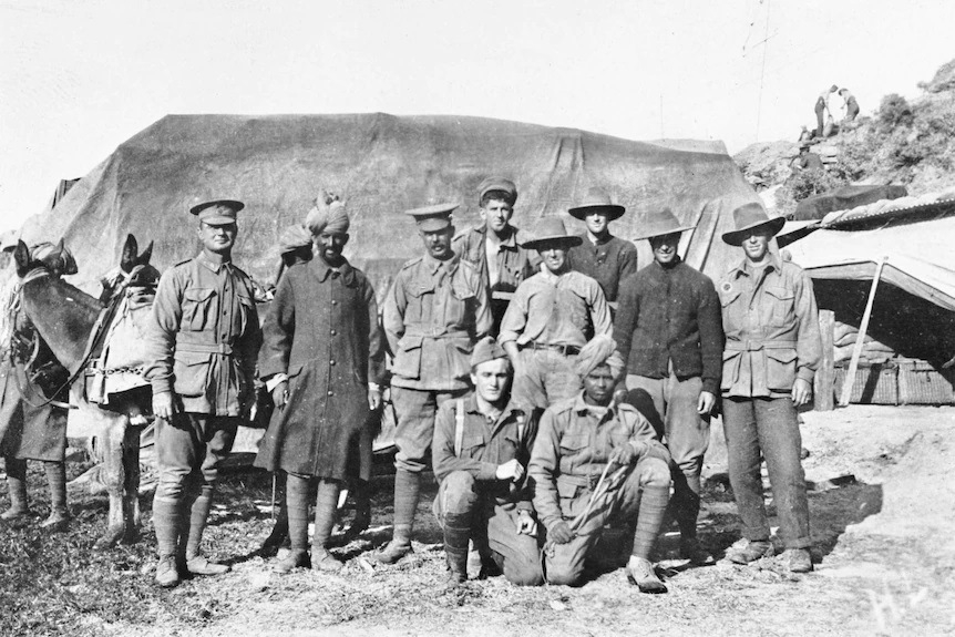 Battle Of Gallipoli And Indian Soldiers Courage, Comradeship & Camaraderie - 1