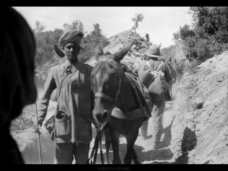 Battle Of Gallipoli And Indian Soldiers Courage, Comradeship & Camaraderie - 29