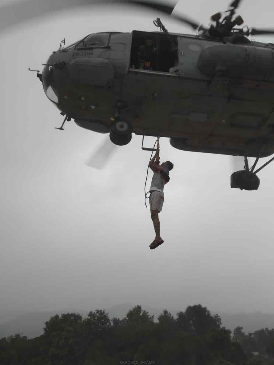 IAF Flood Relief Operations: Ratnagiri - 2