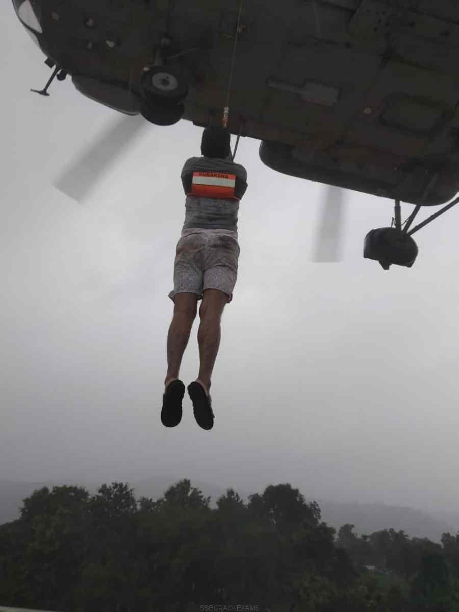 IAF Flood Relief Operations: Ratnagiri - 1