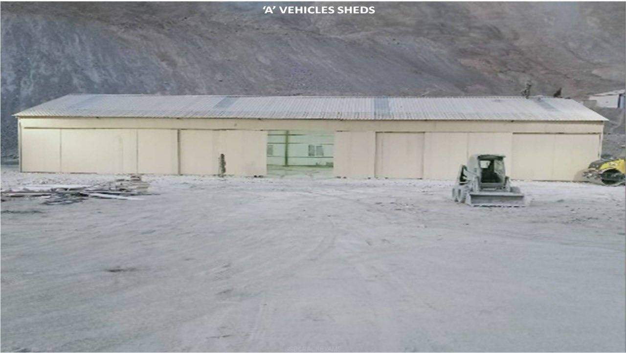 Indian Army New Shelters in Eastern Ladakh - 2