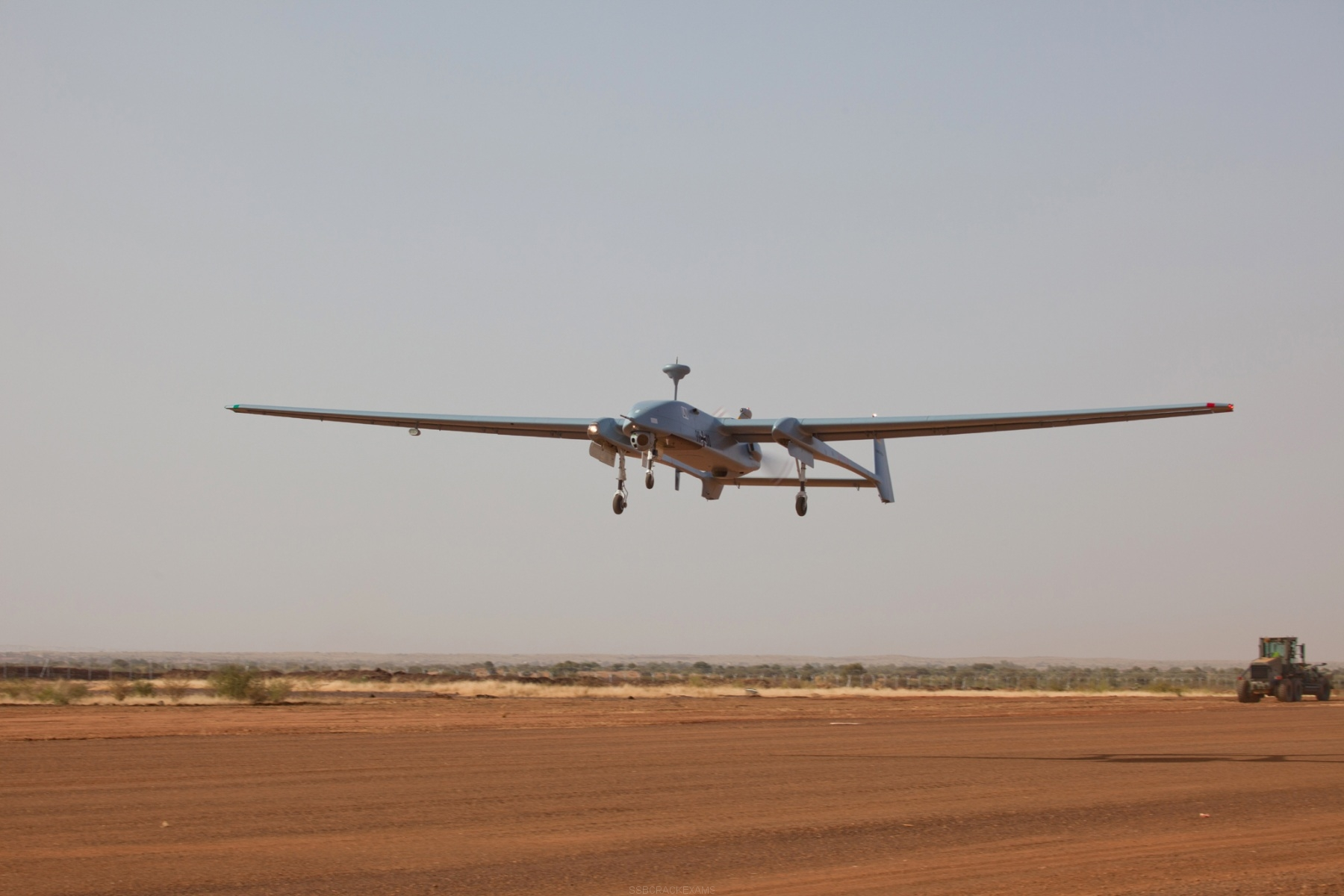 Indian Army To Get Drones From Israel And America for Surveillance - 1
