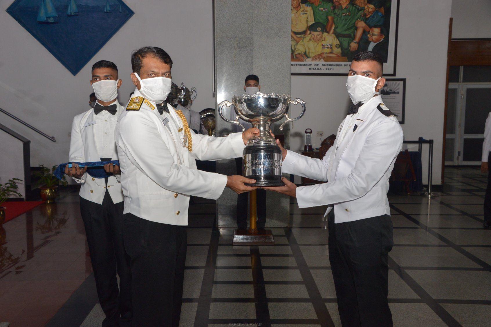 Indian Naval Academy Autumn Term 2020 - 1