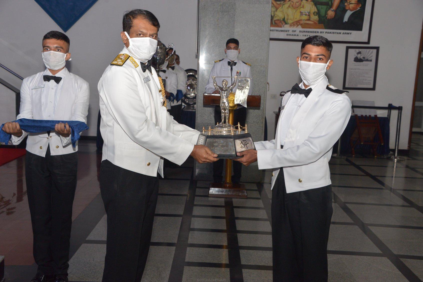Indian Naval Academy Autumn Term 2020 - 2