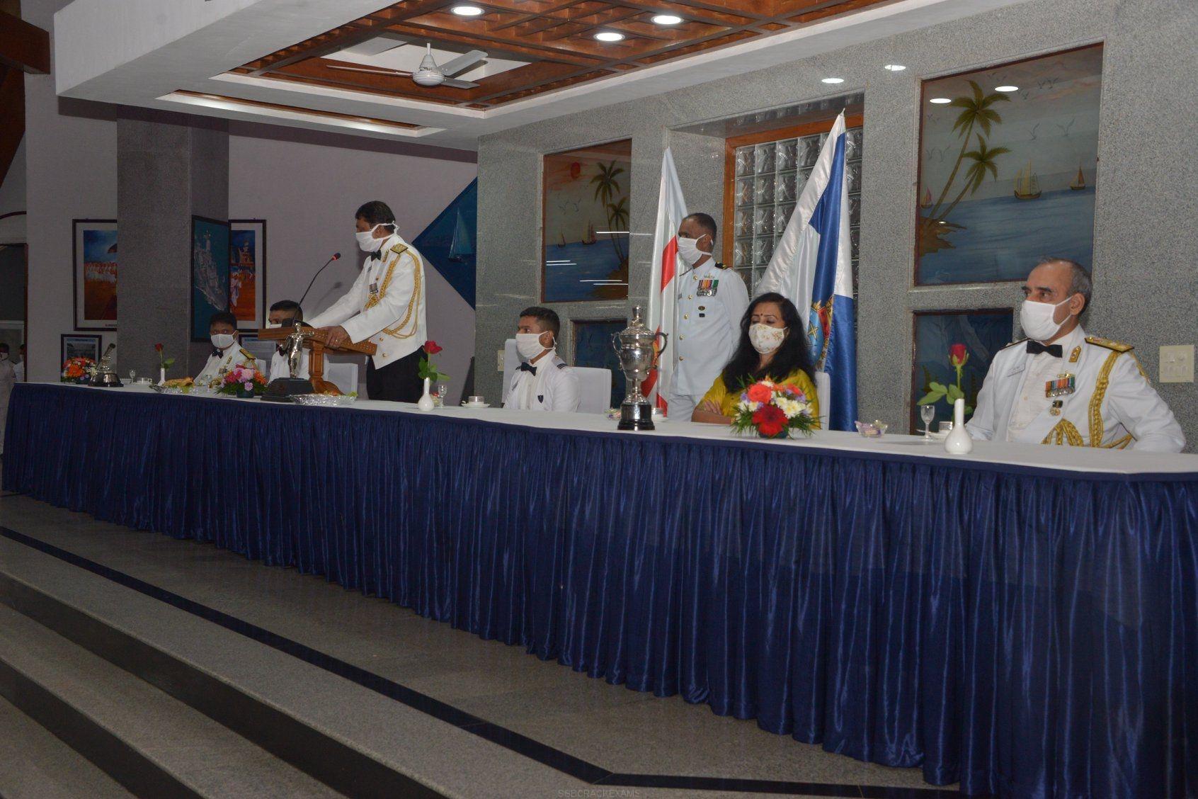 Indian Naval Academy Autumn Term 2020 - 6