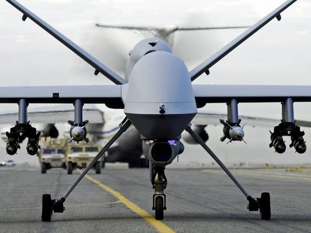 Indian Navy Inducts Two American Predator Drones - 3