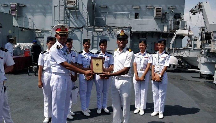 Indian Navy to Host Exercise SIMBEX-20 - 5