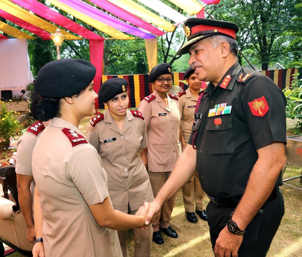 MILITARY NURSING SERVICE WOMEN OFFICERS - 1