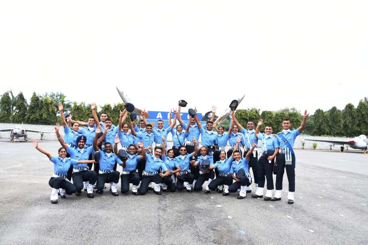 Passing Out Parade Of Aeronautical Engineering Course - 3