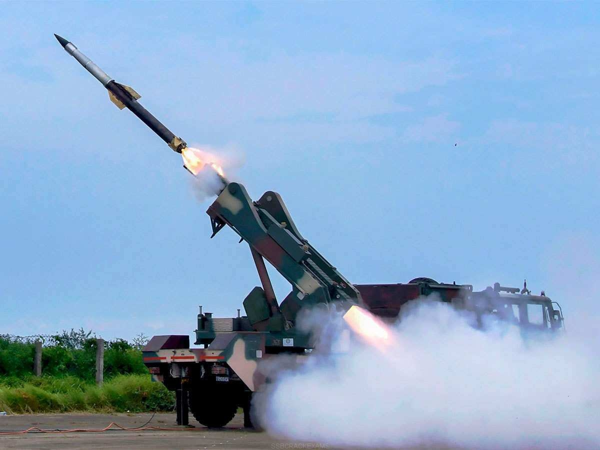 Quick Reaction Surface to Air Missile - 1
