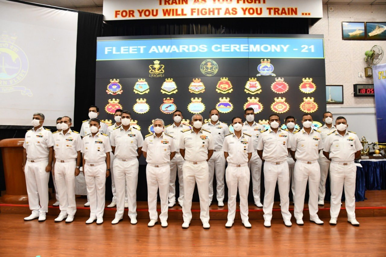 Western Naval Command Fleet Award Ceremony - 1