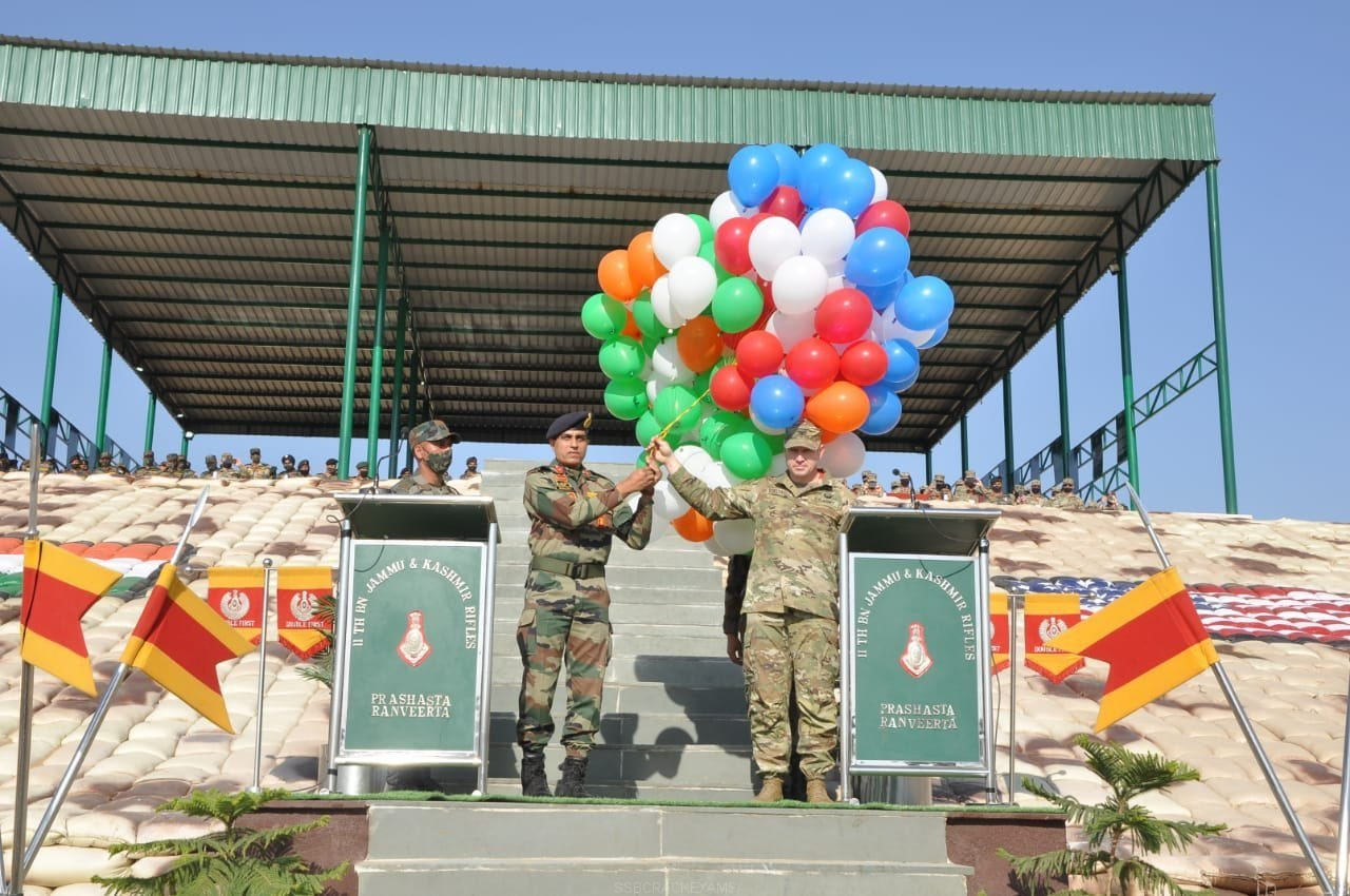 India-US Joint Military Exercise 'Yudh Abhyas 20' - 1