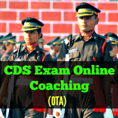 cds exam coaching ota