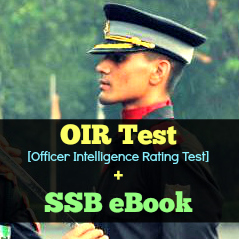 oir test ssb interview