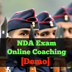 free nda exam coaching