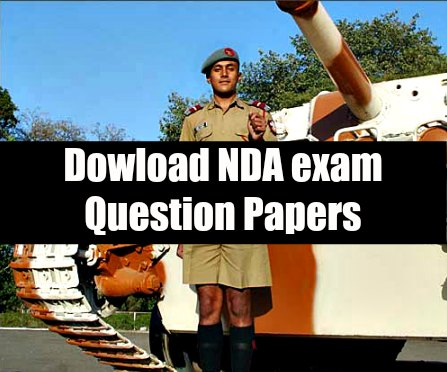 Question previous paper pdf nda exam