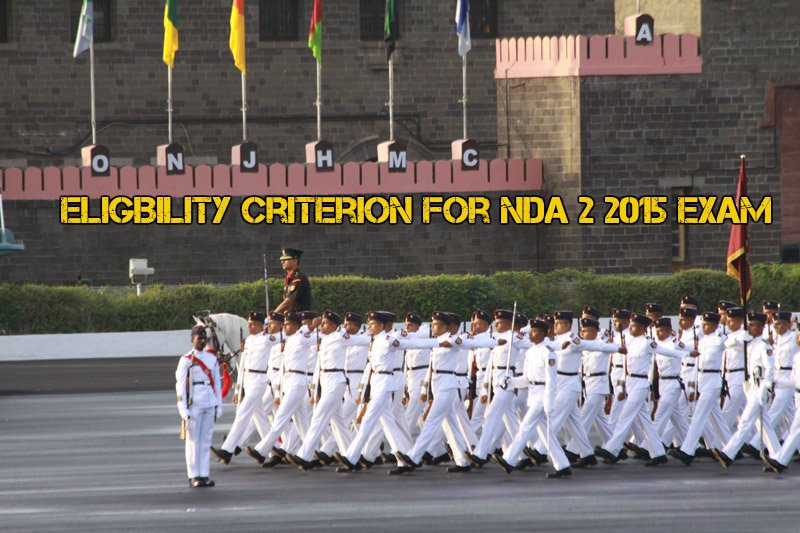 Eligibility Criterion for NDA 2 2015 Exam