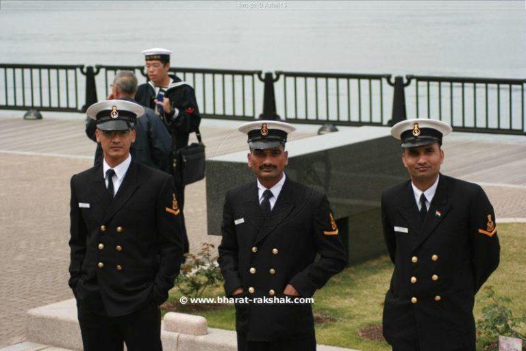 Indian Navy Sailors Recruitment 2015