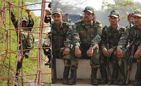 Contribution of Indian Territorial Army