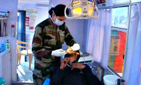 Indian Army Medical Examination Procedure