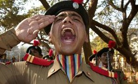 Indian Army Recruitment NCC 39 Entry