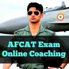 AFCAT exam coaching