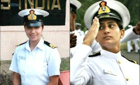 Types of Women Officer Entries in Indian Navy