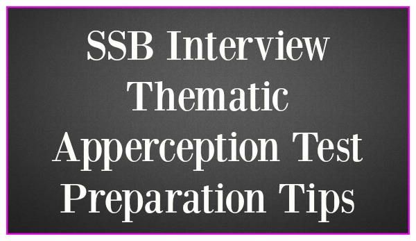 thematic apperception test manual free