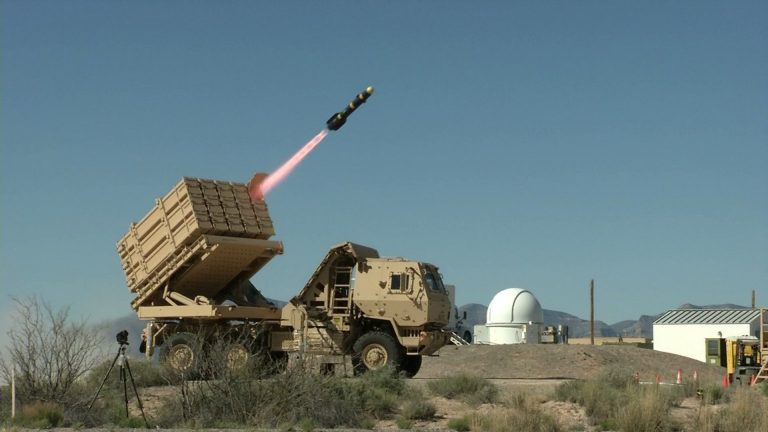 Integrated Air Defence Weapon System (IADWS)