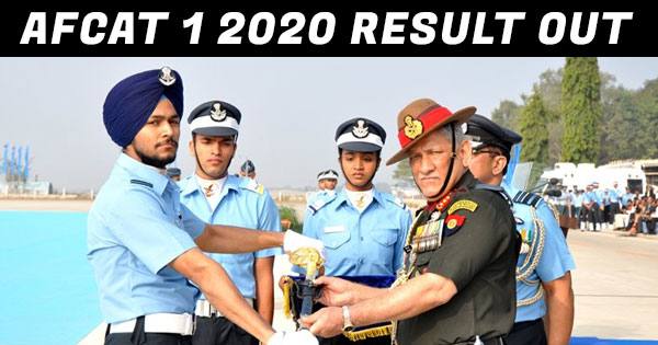 afcat-1-2020-result-out