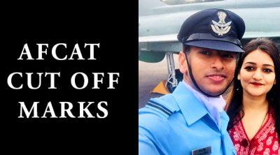 afcat-cut-off-marks