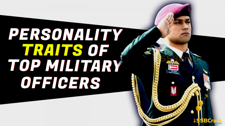 10 Personality Traits of Top Military Officers