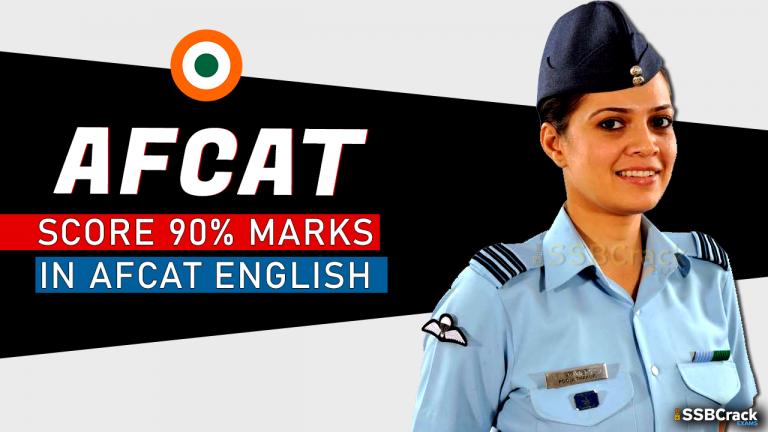 AFCAT English Tips