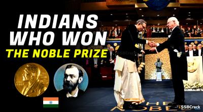 Indians Who Won The Nobel Prize