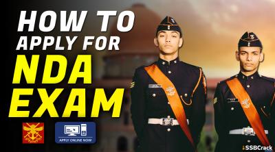 how to apply for NDA exam