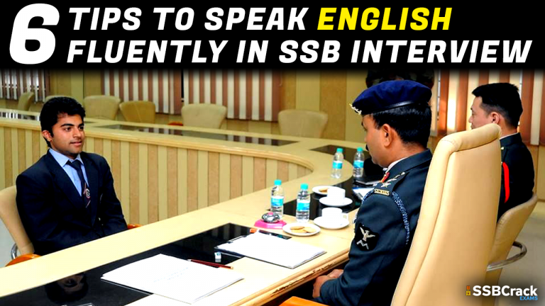 tips for english ssb interview
