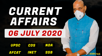 06 Jul 2020 Current Affairs