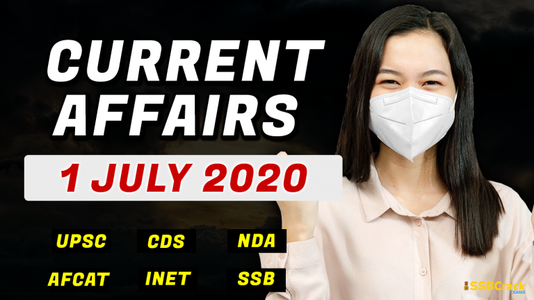Daily-Current-Affairs-1-July-2020