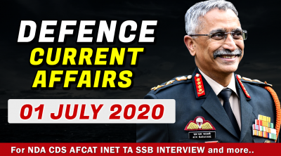 Defence-Current-Affairs-1-July-2020