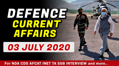 Defence-Current-Affairs-3-July-2020