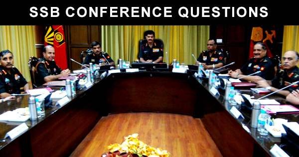 SSB-Conference-Questions