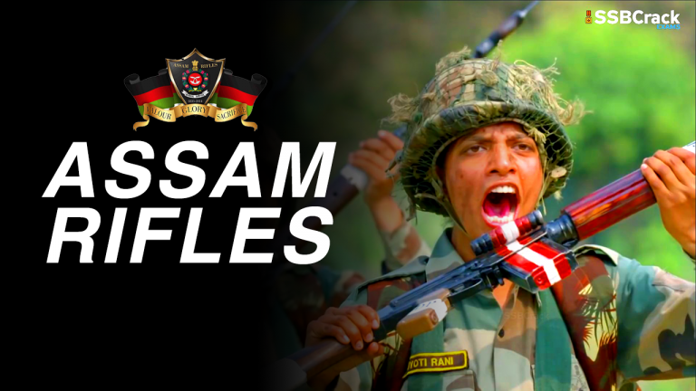 Assam Rifles - Sentinels of the North East