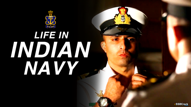 Life in Indian Navy