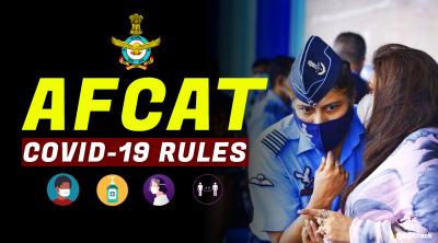 AFCAT 2 2020 COVID19 Rules