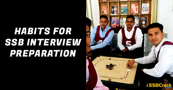 Habits-For-SSB-Interview