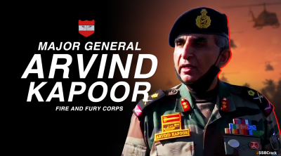 Major General Arvind Kapoor